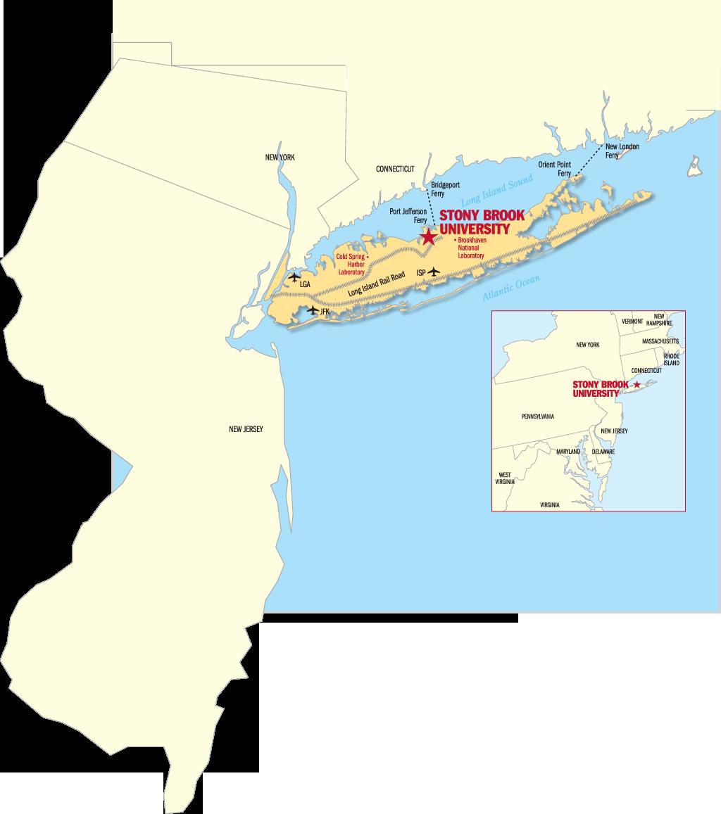 Transportation to Stony Brook Stony Brook University School of