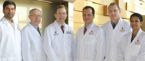 Our Cardiothoracic Surgeons