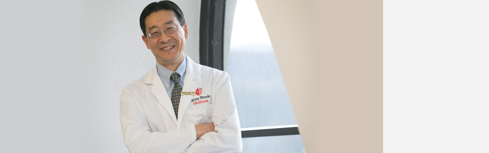Learn about how Dr. Choi is leading neuroscience at the School of Medicine