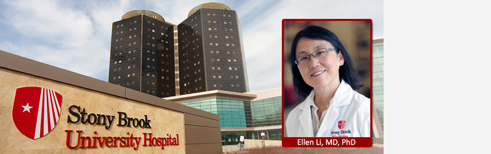 A Physician-Scientist, Dr. Ellen Li's expertise enhances Division's translational research capabilities for prevention, diagnosis and treatment of digestive diseases