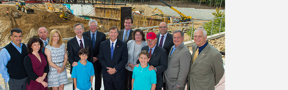 Building a foundation for children's healthcare on Long Island through private donations and public support