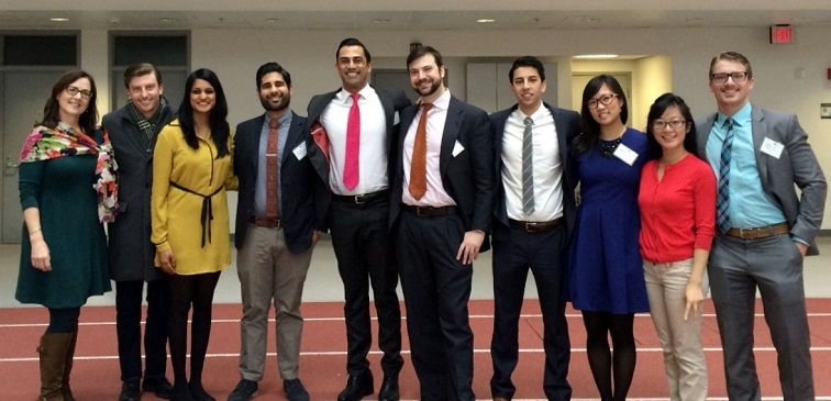 Stony Brook Medicine Team at NYACP 2015 Resident and Medical Student