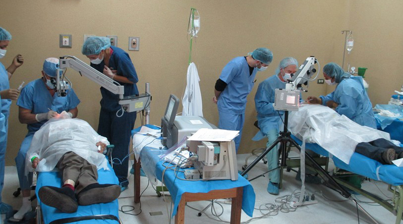 Peru International Surgical Medical Mission Stony