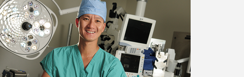 Internationally known neurosurgeon and neurointerventionalist,<br>Henry Woo, MD, is a physician, researcher and developer of medical devices